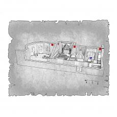 Децентралізована вентиляція  квартири на вул. Зоопаркова 8, м. Одеса  (трикімнатна)